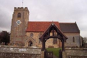 Radford Semele - St Nicholas Church in 2005