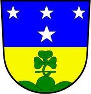 St Niklaus Wappen