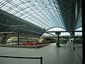 St Pancras International, looking out along the train-shed - geograph.org.uk - 2205748.jpg