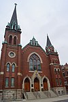 St Volodymr Ukrainian Orthodox Cathedral, Chicago.jpg