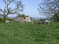 St Wilfrid's Graveyard, outside Kinoulton - geograph.org.uk - 430764.jpg