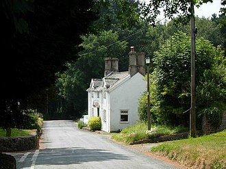 Stackpole Estate - Part of the village
