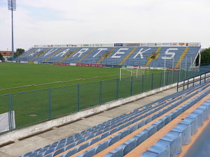 Stadion Anđelko Herjavec - Image: Stade Varteks