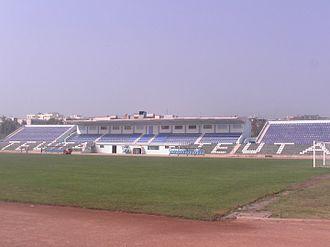 KF Teuta Durrës - Niko Dovana Stadium