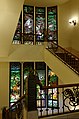 Stained-glass windows Bózó Stanisits Hotel Gellért Budapest.jpg