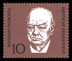 Stamps of Germany (BRD) 1968, MiNr 554
