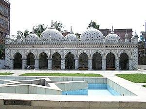 Old Dhaka - Taara Masjid, Armanitola
