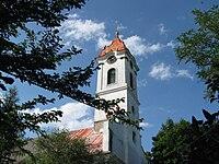 Stara Moravica, Calvinist church.jpg