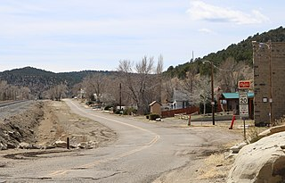 Starkville, Colorado Small town in Las Animas County, Colorado