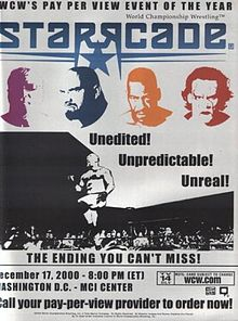 Image result for wcw starrcade 2000