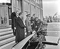 Statiebezoek van de Sjah aan Nederland, 2e dag, Prins Bernhard en ZKM de Sjah ko, Bestanddeelnr 910-3834.jpg