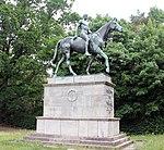 Statue Treskowallee 129 (Karlh) Reiterdenkmal&Willibald Fritsch&19252.jpg