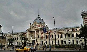 Healthcare in Romania - Colțea Hospital