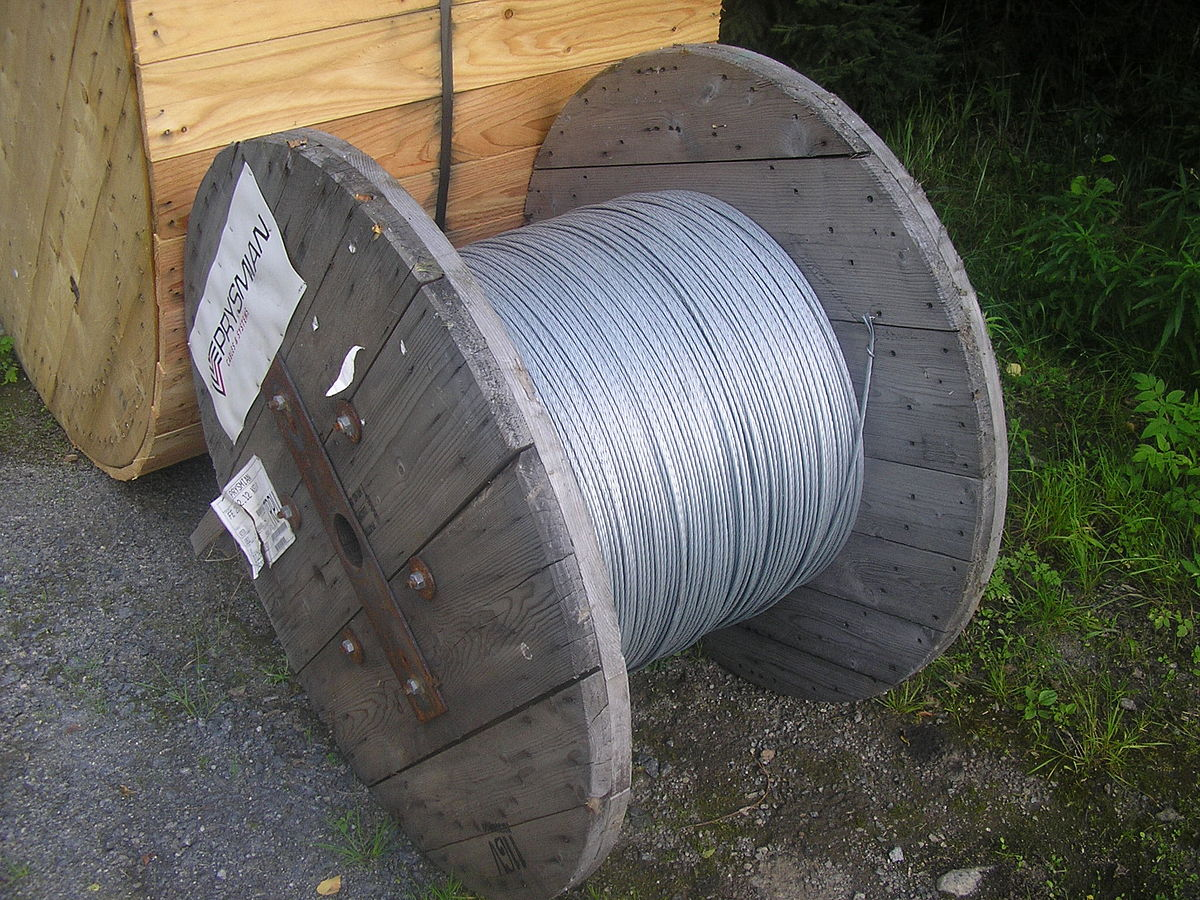 Cable reel - Wikipedia