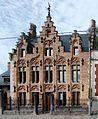 Steenwerck WLM2016, la maison de style gothique flamand (2).jpg