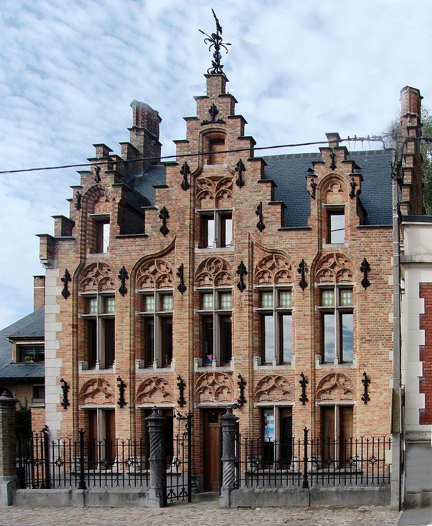 file steenwerck wlm2016 la maison de style gothique flamand 2 jpg wikimedia commons. Black Bedroom Furniture Sets. Home Design Ideas