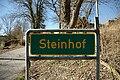 Steinhof (Neuendettelsau), Ortsschild 2087.jpg