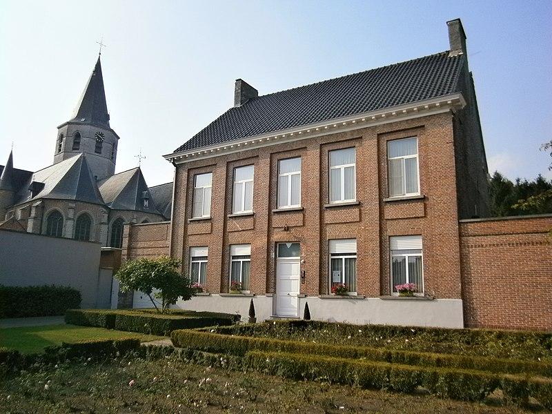 Pastorie herenhuis 1785