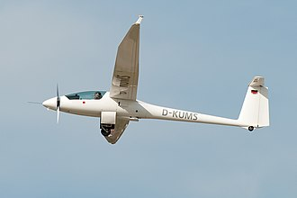 Stemme S10 - A Stemme S10 taking off
