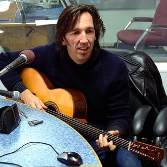 Stephen Fearing - Stephen Fearing in 2007