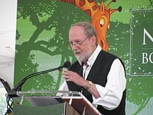 Stephen Dunn at the 2012 National Book Festival