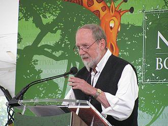 Stephen Dunn - Stephen Dunn at the 2012 National Book Festival