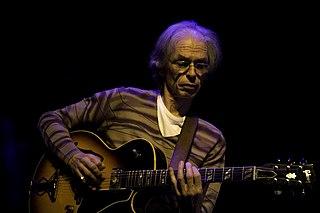 Steve Howe English guitarist