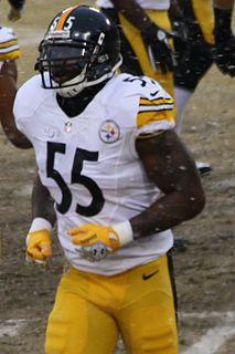 Stevenson Sylvester American football linebacker
