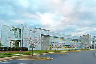 Stiefel Laboratories - Global headquarters, Research Triangle Park, North Carolina