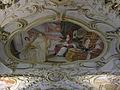 Stift Lilienfeld - Bibliothek - Deckenmalerei I.jpg