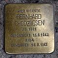 Stolperstein Alte Schönhauser Str 23-24 (Mitte) Bernhard Chodziesen.jpg