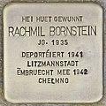 Stolperstein für Rachmil Bornstein (Differdingen).jpg