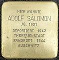 Stolpersteine Köln, Adolf Salomon (Sürther Hauptstraße 74).jpg