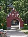 Strängnäs - Dom - Tor zum Kirchhof 2.jpg