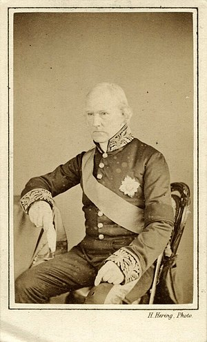 Stratford Canning, 1st Viscount Stratford de Redcliffe - Stratford Canning circa 1860
