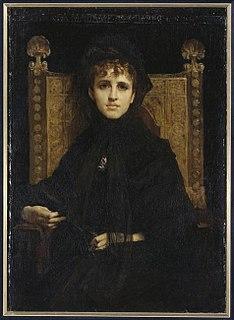 Geneviève Halévy French salon holder