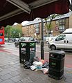 Street litter bins at South Tottenham, London N15 (15637796308).jpg