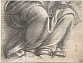 Study of Drapery over the Knees of a Seated Figure. MET DP807846.jpg