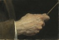 Study of a Hand (Robert Thegerström) - Nationalmuseum - 21394.tif