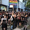 Stuttgart - CSD 2009 - Parade - Gothic.jpg