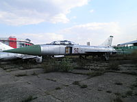 Su-15UM (hull number 50) at Khodynka Field, Moscow (2010).JPG