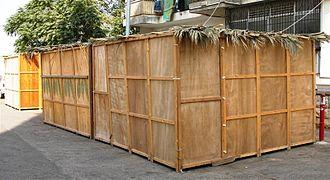 Mishneh Torah - A sukkah booth