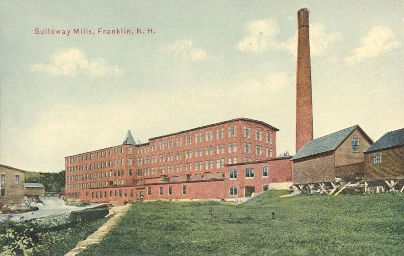 Sulloway Mills, Franklin, NH