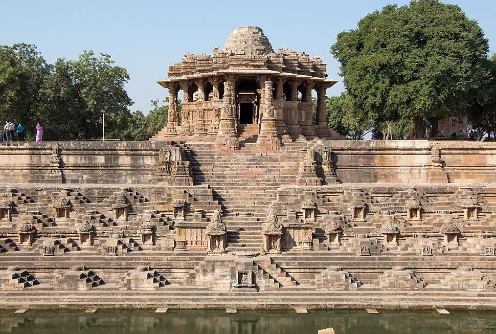 Sun Temple, Modhera 06