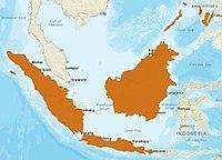 SundaLeopardCat distribution