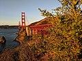Sunrise Glow on Golden Gate Bridge.jpg