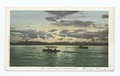 Sunset on St. Lawrence River, New York (NYPL b12647398-62924).tiff