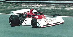 Lunger 1976 in Brands Hatch