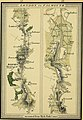 Survey of the high roads of England and Wales - part the first comprising the counties of Kent, Surrey, Sussex (etc.), planned on a scale of one inch to the mile accompanied by indexes, topographic (14785174665).jpg