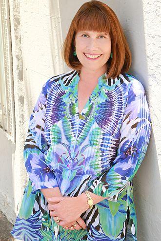 Susannah Fullerton - Literary lecturer and author Susannah Fullerton